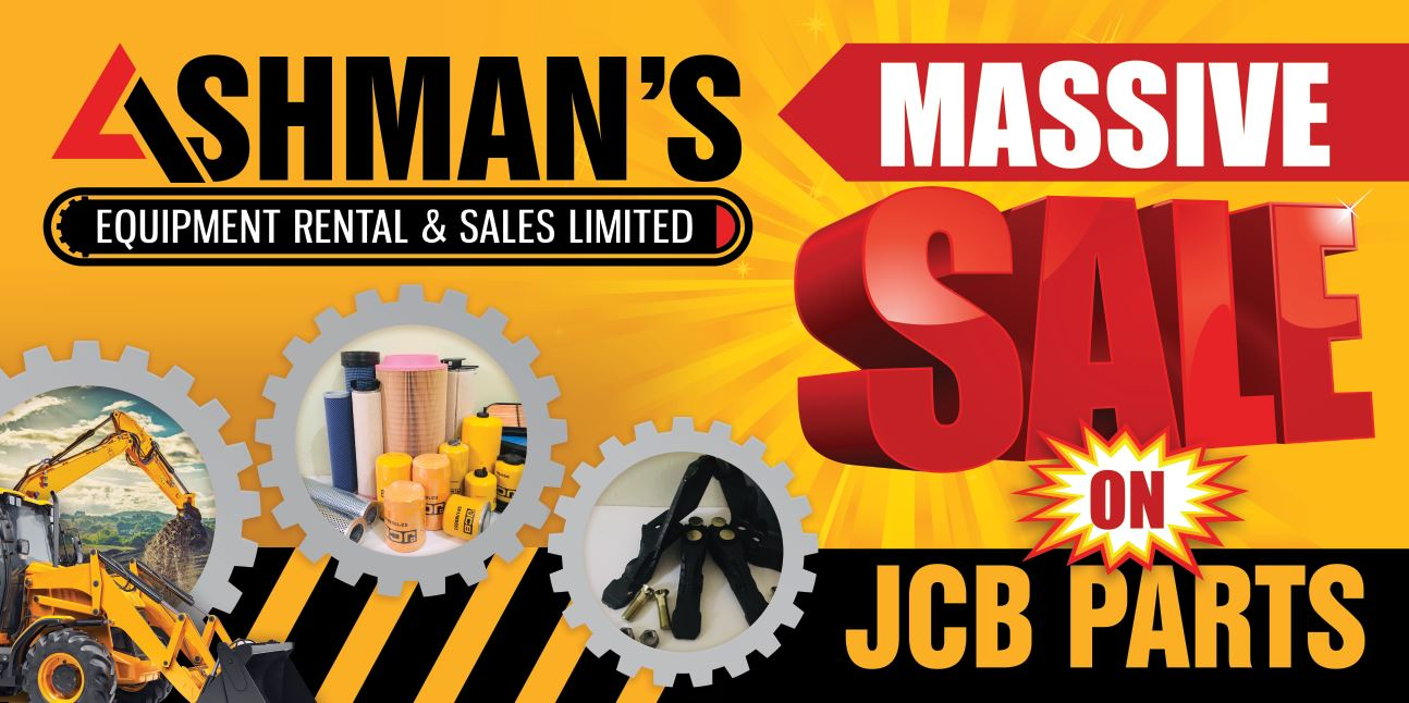 Ashman's Equipment Big Sale